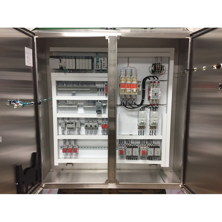 Panel Wiring – Mardon Control Systems